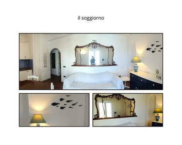 Photo for Villa Anna, barefoot holiday in the Cilento.
