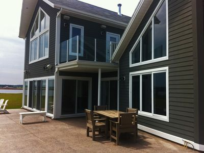 Photo for Waterfront - 2 master suites (w/ ensuites), amazing views, multiple living area