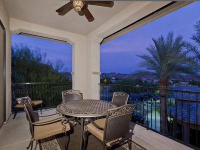 Photo for Sonoran Sunset Condo: Sweet Ahwautukee area of Phoenix Townhouse