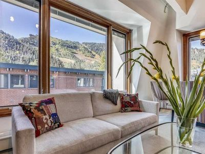 Photo for Chateau Chaumont 15: 2 BR / 2 BA condominium in Aspen, Sleeps 4