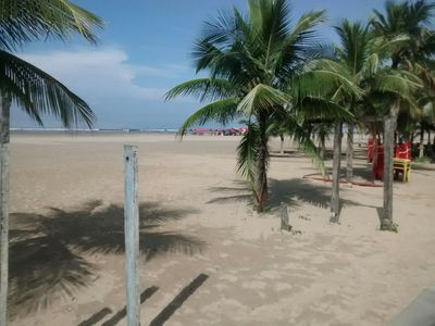 Photo for Canto do Forte 50 meters from the beach