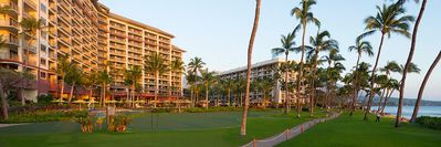 Photo for Hyatt Ka'anapali Beach Club, Maui 3 bdrm villa.Reserve now with licensed broker.