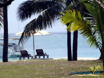 Photo for 2BR Villa Vacation Rental in Trou aux Biches,