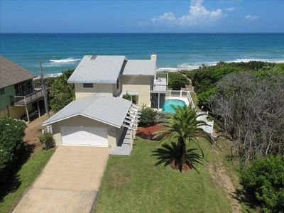 Photo for Secluded Direct Ocean Front House with Private Pool/Near Disney