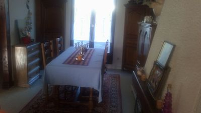 Dining Corner for 6 People