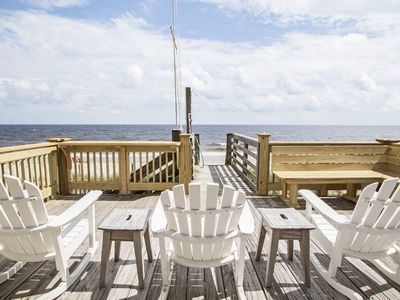Photo for Brig-A-Dune: 3 BR / 1.5 BA home in Oak Island, Sleeps 10