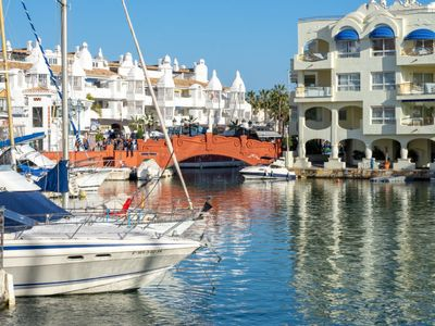 Photo for Apartment Ola Marina in Benalmádena Costa - 4 persons, 2 bedrooms