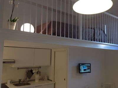 Photo for Loft Lili '- Charming open space in the heart of Rome