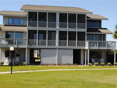 Photo for Inlet Point 5-A: 4 BR / 4 BA condo in Pawleys Island, Sleeps 10