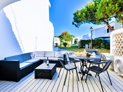 Photo for Vale do Lobo Apartment A - Apartment for 4 people in Vale de Lobo