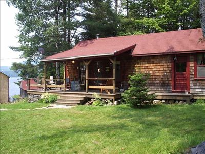 Photo for Lakeside Wilderness Summer Rental on Beaver Mountain Lake