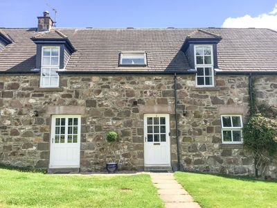 Photo for DUNNOTTAR WOODS HOUSE, family friendly in Stonehaven , Ref 963209