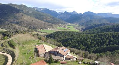 Photo for Agrotourism. Nature and tranquility in Alta Garrotxa. Farm animals