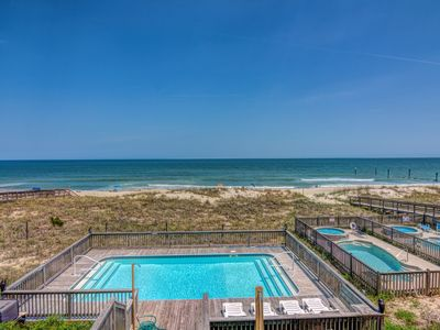 Photo for Luxurious Oceanfront Home with Spectacular Views! Pool and Elevator!