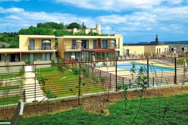Residence Le Clos St. Michel, Chinon  in Centre - 6 persons, 1 bedroom
