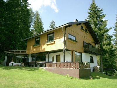 Photo for Private Chalet with Sauna in Afritz am See Carinthia