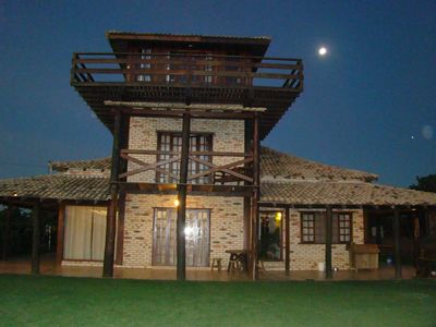 Photo for Beautiful house in Chapada dos Guimarães
