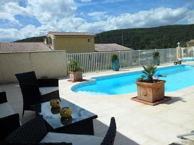 Photo for 3 star rural Gite with good services, Ibie Valley, South Ardeche