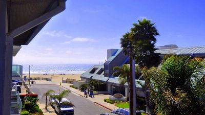 Photo for Ocean View Luxury Condo steps from the sand in the heart of Pismo!