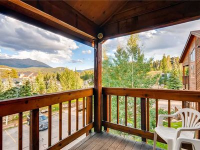 Photo for Spacious condo with summer mountain views, perfect for the whole family!