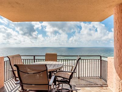 Photo for July 21-24 $299 Per Night!  2 Bedroom/2 Bathroom, Gulf Front