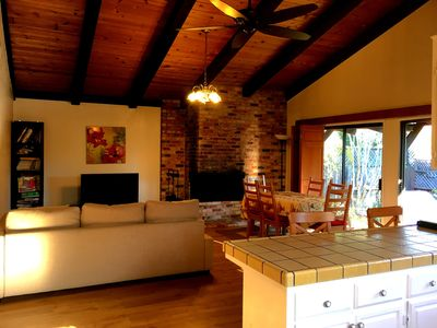 Photo for Wine Country Retreat & Workspace. Family Friendly. Spacious. Minutes to Plaza.