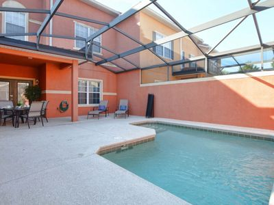 Photo for GATED RESORT COMMUNITY, FREE WIFI, BBQ GRILL, PROFESSIONALLY DECORATED!!
