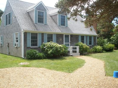 Photo for Cozy Cute Home in the Highly Desireable Kitts Field Edgartown Neighborhood