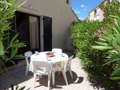 Photo for One bedroom Villa, sleeps 4 in Le Grau-du-Roi with WiFi