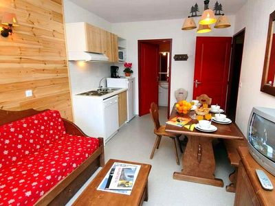 Photo for Résidence Le Palatin *** - 2 room apartment alcove 6 People