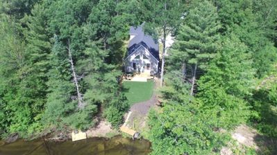 Photo for 4BR House Vacation Rental in Honor, Michigan