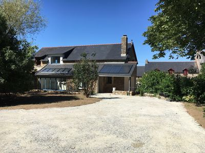 Photo for Along the Gulf of Morbihan, renovated house 4 bedrooms, 2 bathrooms, 9 people