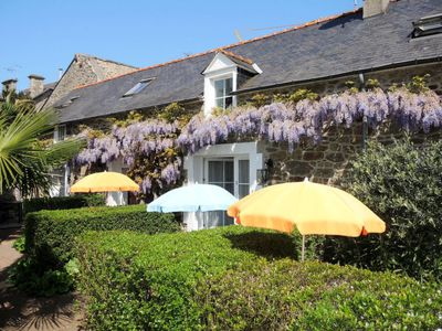 Photo for 1BR Villa Vacation Rental in Dinard, Ille-et-Vilaine
