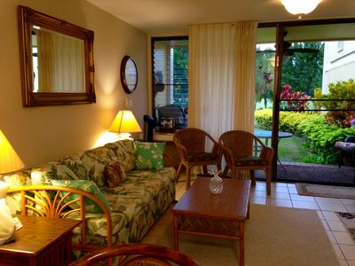 Photo for Privately owned Turtle Bay condo, ground floor, easy walk to pool and beach