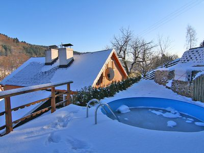 Photo for Chalet in the Giant Mountas, close to the biggest Ski areas