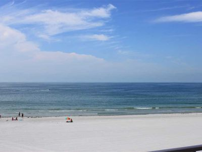 Photo for #308 Sea Breeze Condo: 2 BR / 2 BA 3rd floor in Madeira Beach, Sleeps 8