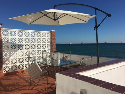Photo for 1BR Apartment Vacation Rental in Gibraltar