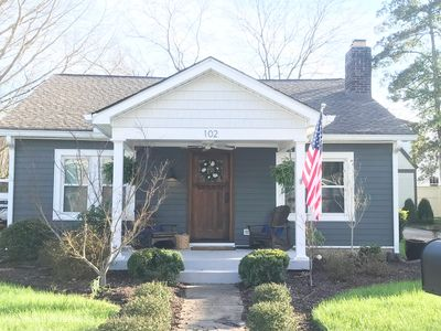 Photo for Historic Franklin Bungalow!  Walk to Downtown!