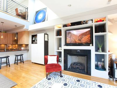 Photo for 2 Bedrooms/2.5 Bathrooms Ph Loft Featured On HGTV
