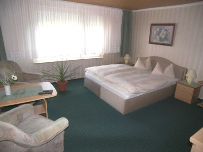 Photo for Bungalow am Teich - holiday rentals Orpel