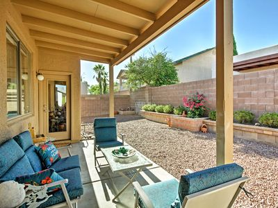 Photo for Tranquil Tucson Home w/ Backyard & Mountain Views!