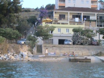 Photo for 2BR Apartment Vacation Rental in Vodice