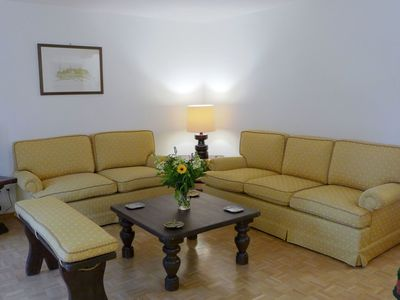 Photo for Lovely apartment for 5 guests with WIFI, TV, balcony, pets allowed and parking