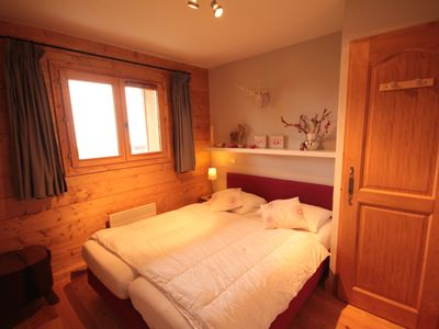 Photo for Apartment in chalet - Bisanne 1500