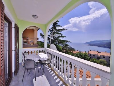 Photo for 2BR Apartment Vacation Rental in Rabac, Istarska županija