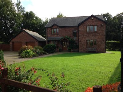 Photo for COED LAN Fantastic Family & Pet Friendly Home near Brecon Beacons & Swansea Bay