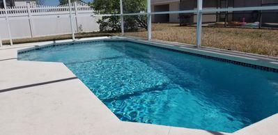 Photo for Pet Friendly 3 bedroom Home, Private Pool, 4430