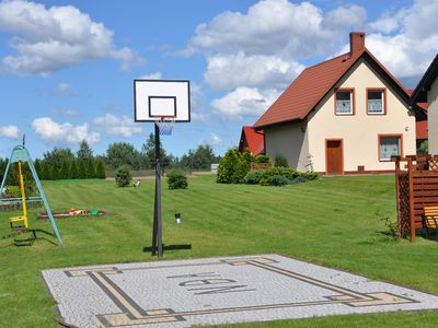 Photo for Holiday house 300 m from the lake, 30 km from the Baltic Sea