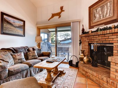 Photo for Value Vail Condo with Loft, Mtn Views, steps to Free shuttle | SF302