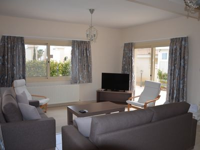 Photo for Anthorina Villa 12 - Near Konnos Bay Beach